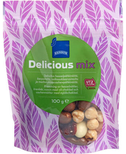 Rb Delicious mix pähklisegu 100 g