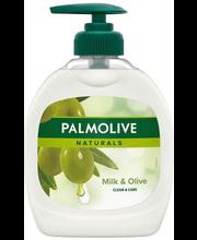 Vedelseep Naturals Milk Olive 300 ml