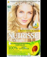 Juuksevärv Nutrisse 9 Light Blonde