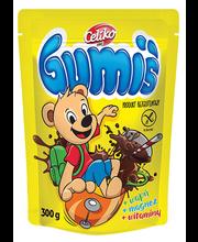 Celiko Gumis kakaojook vitamiinidega, gluteenivaba
