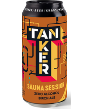 Tanker Sauna Session alkoholivaba õlu, 440 ml