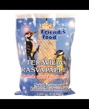 Teravilja-rasvapallid lindude toitmiseks 5 x 120 g