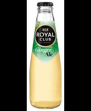 Royal Club Ginger Ale toonik, 200 ml