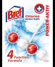 Bref Power Aktiv Chlorine WC-värskendaja 50 g
