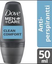 Rulldeodorant meeste Clean Comfort 50 ml