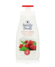 Dushikreem creamy berry 500 ml