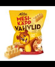 Kalev Mesikäpp vanillimaitselise kreemiga vahvlid 250 g