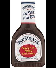Sweet Baby Ray's magus grillkaste, 510 g