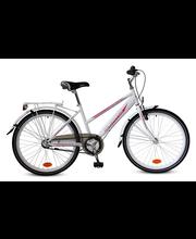 L Jalgratas Solaris 24 3V 37,5Cm Valge