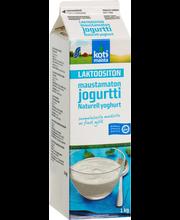 Maitsestamata jogurt, 1 kg