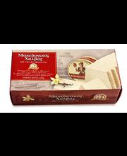 Macedonian seesami halvaa vaniljega 400 g