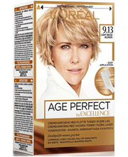 Juuksevärv Age Perfect by Excellence 9.13 Light beige blonde
