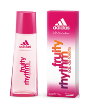 Tualettvesi fruity rhythm woman 50ml
