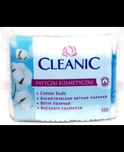 Vatitikud Cleanic 100 tk