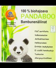 Taskurätikud Pandaboo 45 tk, biolagunev
