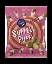 Fazer Suffeli Puffi Snacks kommikott 180 g