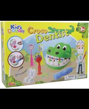 Kid´S Dough Croco hambaarstikomplekt