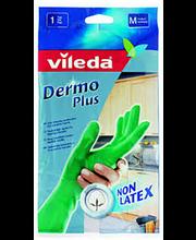 Vileda Dermo Plus ühekordsed nitriilkindad M