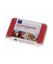 Toorjuust paprika ja sibulaga, 200 g