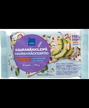 Rainbow kaeranäkileivad 170 g, gluteenivabad