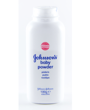 Johnson&Johnson Baby puuder 100 g