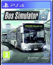 PS4 mäng Bus Simulator