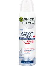 Spreideodorant mineral action 150ml