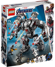 76124 Super Heroes War Machine Buster