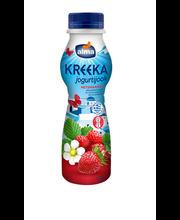 Metsmaasika kreeka jogurtijook, 275 g