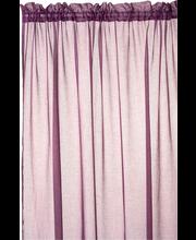 Kardin Hanna 140 x 250 cm, lilla, 100% polüester