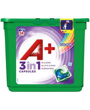 A+ 3in1 Color pesugeelikapslid 24 tk