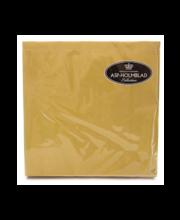 Salvrätik 33cm 20tk kuldne