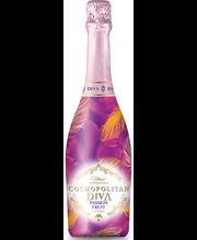 Cosmopolitan Diva Passion Fruit Fusion 750 ml