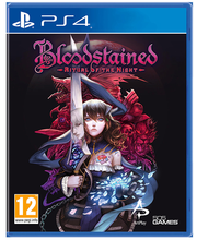 PS4 mäng Bloodstained: Ritual of the Night