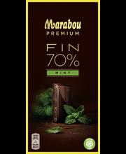 Marabou Premium Dark Mint tume šokolaad 100 g
