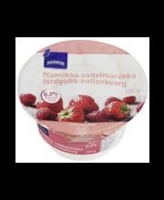 Maasika-vaarika kohupiimakreem, 150 g
