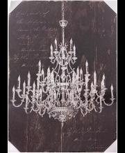 Pilt Chandelier 50x70 cm, LED