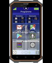 Nutitelefon Beafon X5 tugevdatud ehitusega