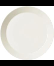 Taldrik Teema 23 cm, valge