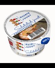 Sulatatud juust krevettidega, 200 g