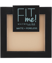 Puuder Fit Me Matte + Poreless 110 Porcelain