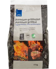 Grillsöed Rainbow Premium, 4 kg