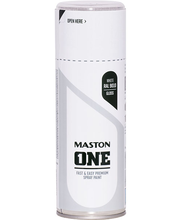 Akrüül-kruntvärv One Spray  400ml valge