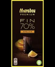 Marabou Premium apelsini šokolaad 100 g