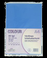 Värviline paber A4/50