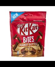 Kit Kat Bites maapähklivõiga batoonikesed 104 g