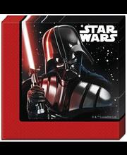 Salvrätik 33cm Star Wars 20 tk