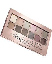 Lauvärvipalett The Blushed Nudes