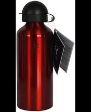Veepudel 600 ml, punane alumiinium