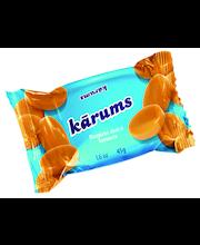 Glasuurkohuke, karamelli